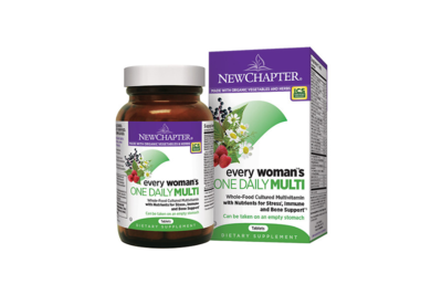 Thumb 400 new chapter every woman s one daily multivitamin 24 count