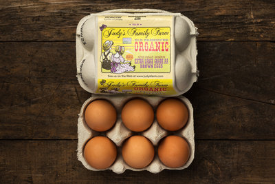 Thumb 400 judy s family farm organic extra large brown eggs doz