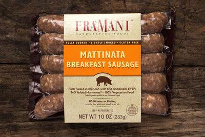 Thumb 400 fra mani mattinata breakfast sausage fully cooked 12 oz