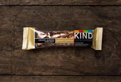 Thumb 400 kind caramel almond sea salt bar bar