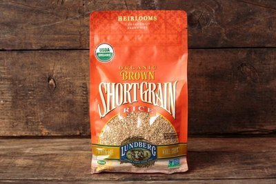 Thumb 400 lundberg family farms organic short grain brown rice 2 lb