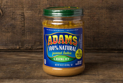 Thumb 400 adam s crunchy peanut butter 16 oz