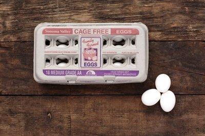 Thumb 400 sonoma valley cage free eggs sonoma valley cage free eggs 18 eggs