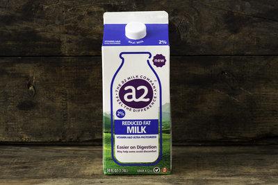 Thumb 400 the a2 milk company reduced fat a2 milk gal